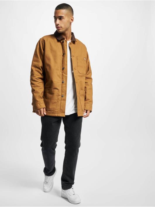 Dickies Lightweight Jacket DC Chore brown