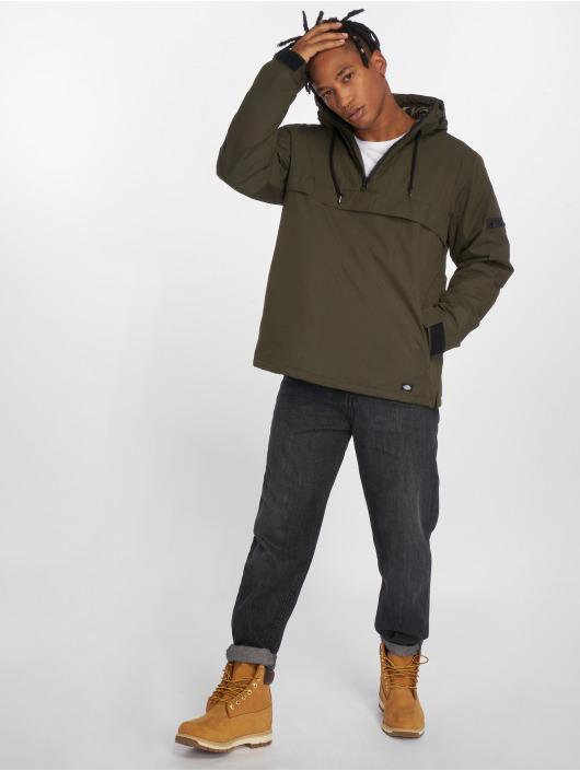 Dickies Lightweight Jacket Belspring olive