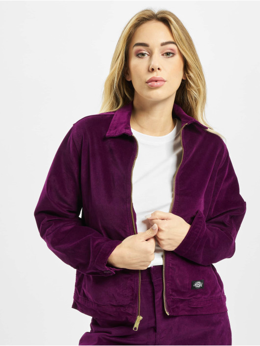 Dickies Lightweight Jacket Sharpsburg purple