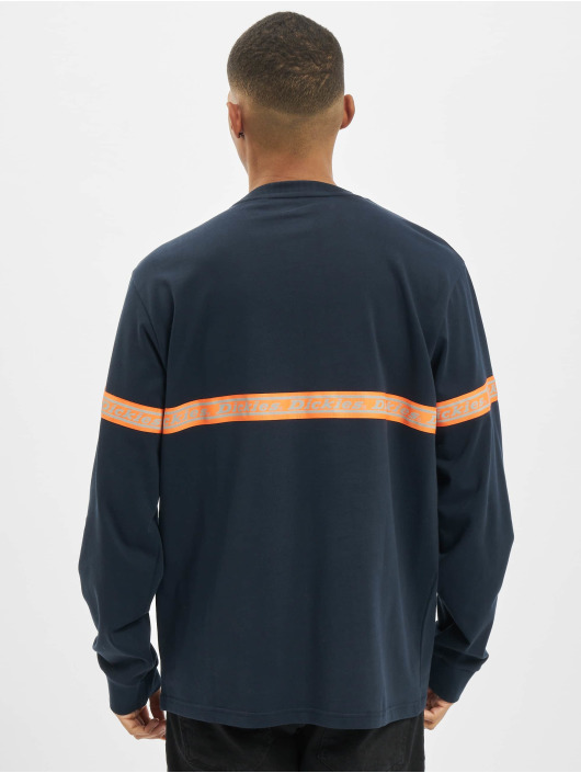Dickies Longsleeve West Ferriday blue