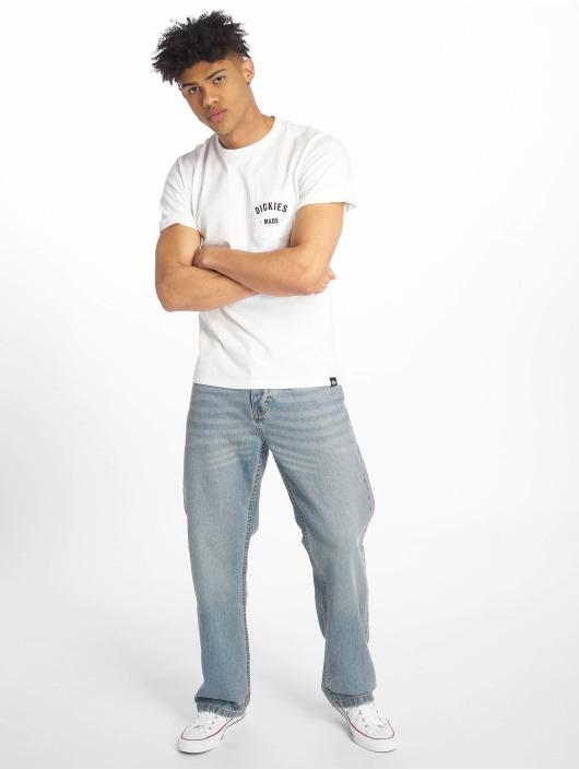 Dickies Loose fit jeans Pensacola blauw