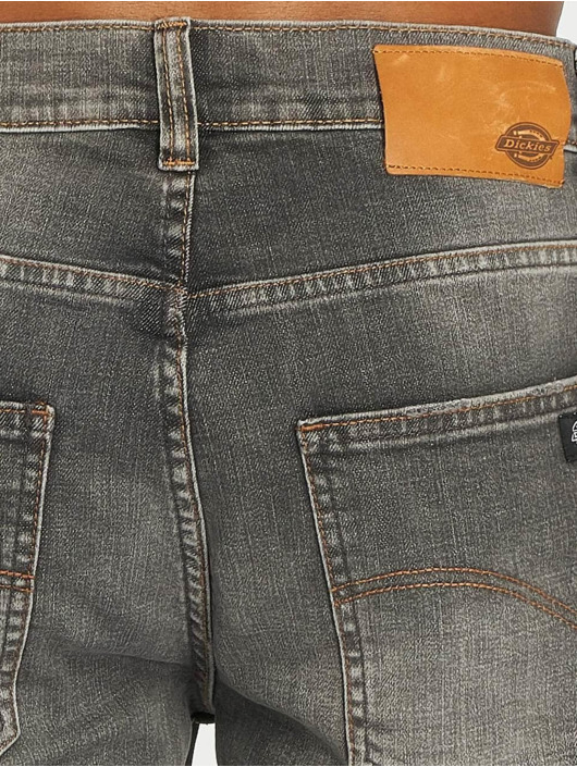 Dickies Loose Fit Jeans Pensacola szary