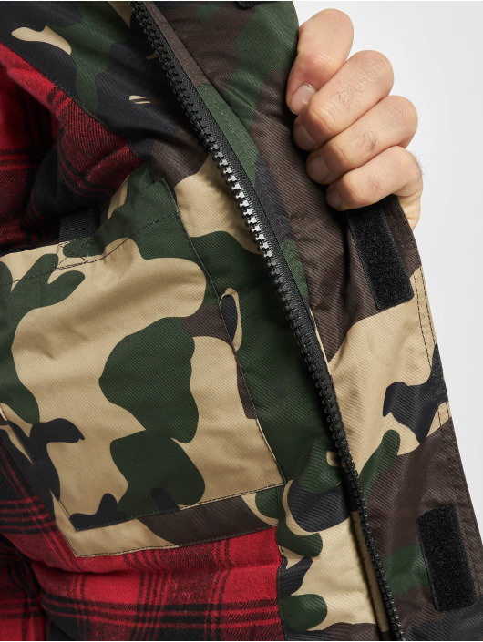Manteau Cornwell 341976 Homme Hiver Dickies Camouflage lK1uFT3Jc
