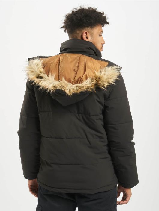 Dickies Manteau hiver Manitou noir