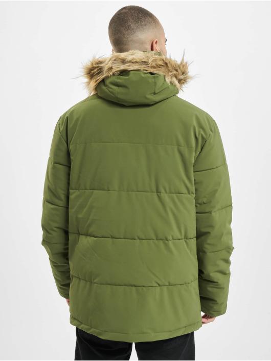 Dickies Manteau hiver Manitou vert