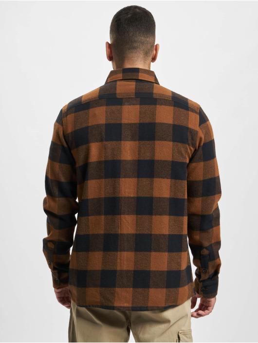 Dickies overhemd New Sacramento bruin
