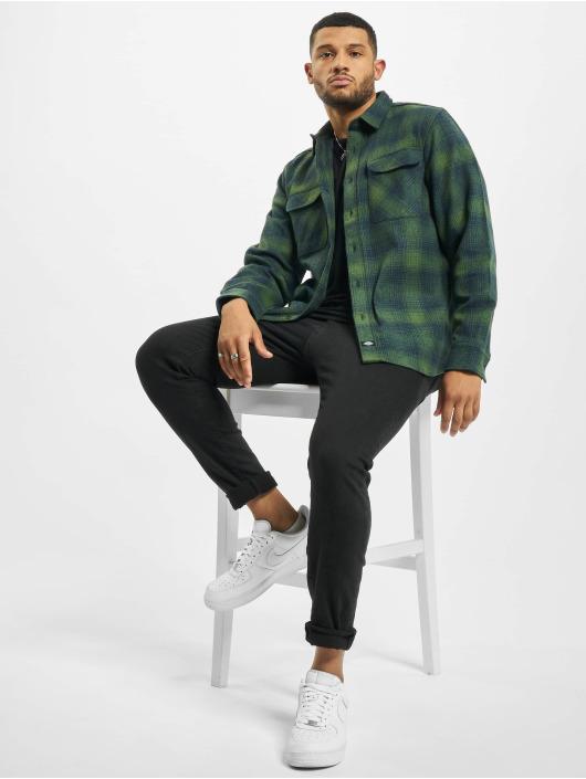 Dickies overhemd Plesent Hill groen