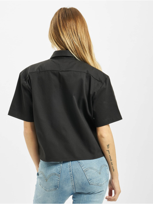 Dickies overhemd Silvergrove zwart