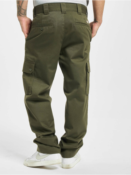 Dickies Pantalon cargo Urban Utility vert