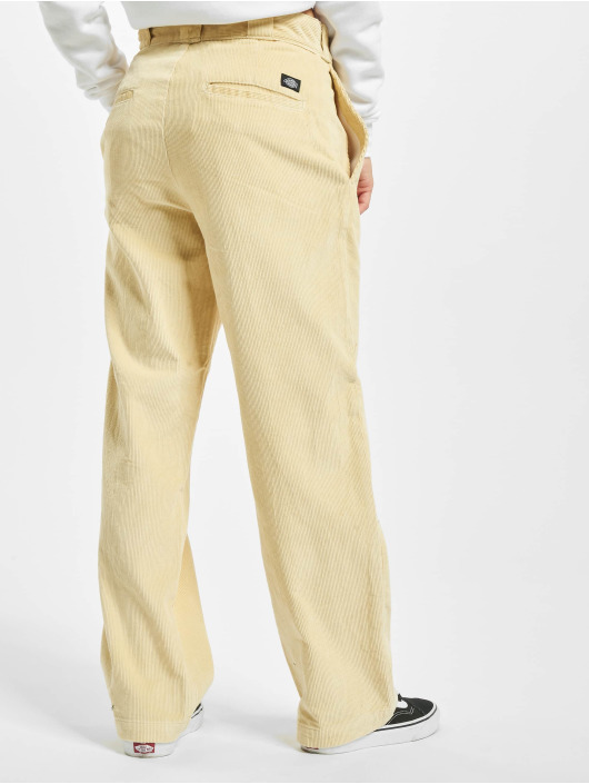 Dickies Pantalon chino Elizaville Cord beige