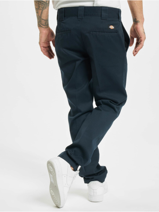 Dickies Pantalon chino Slim Fit Work bleu
