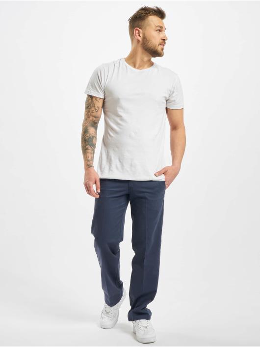Dickies Pantalon chino Vancleve Work Pant Navy Blue bleu