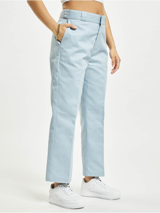 Dickies Pantalon chino 874 Cropped bleu