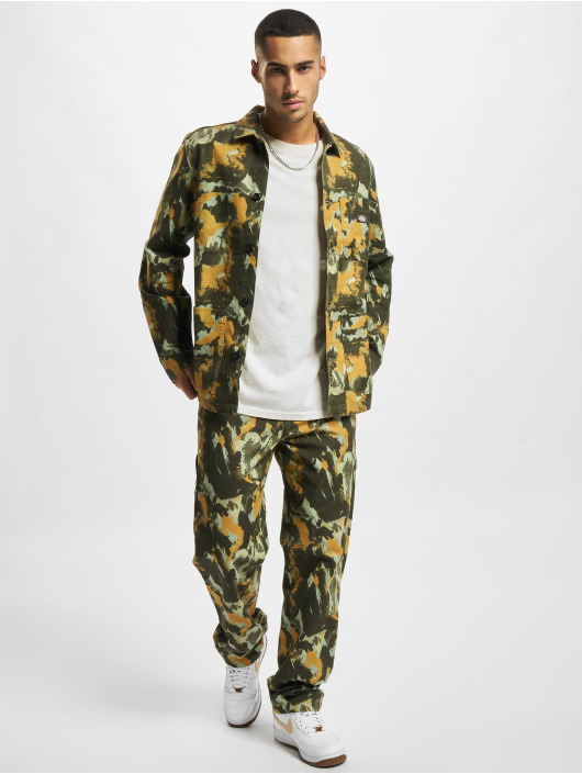 Dickies Pantalon chino Crafted Carpenter camouflage