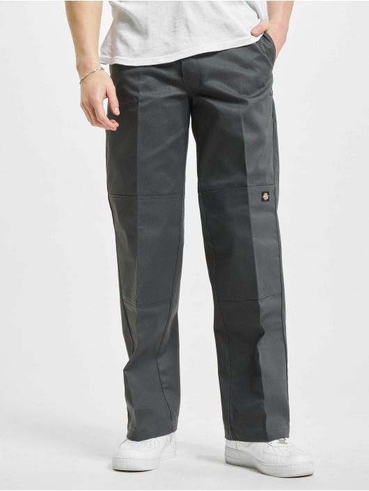 Dickies Pantalon chino Double Kneeork gris