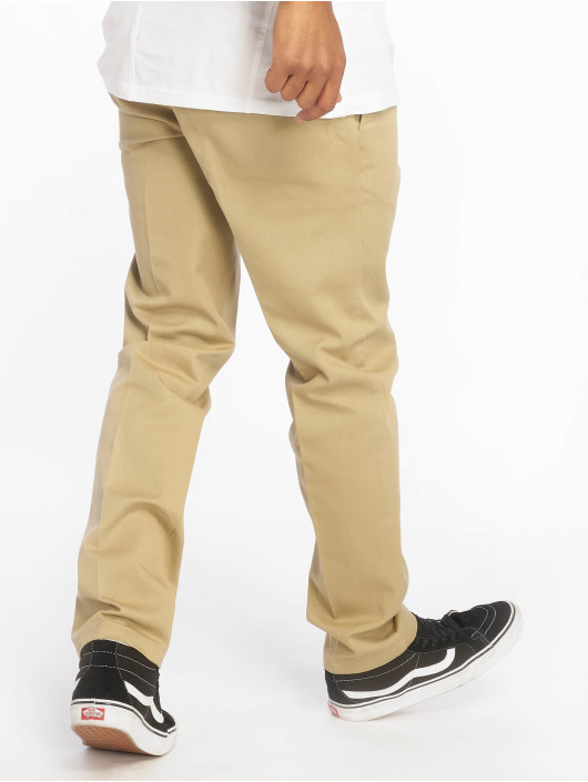Dickies Pantalon chino Slim Fit Work kaki
