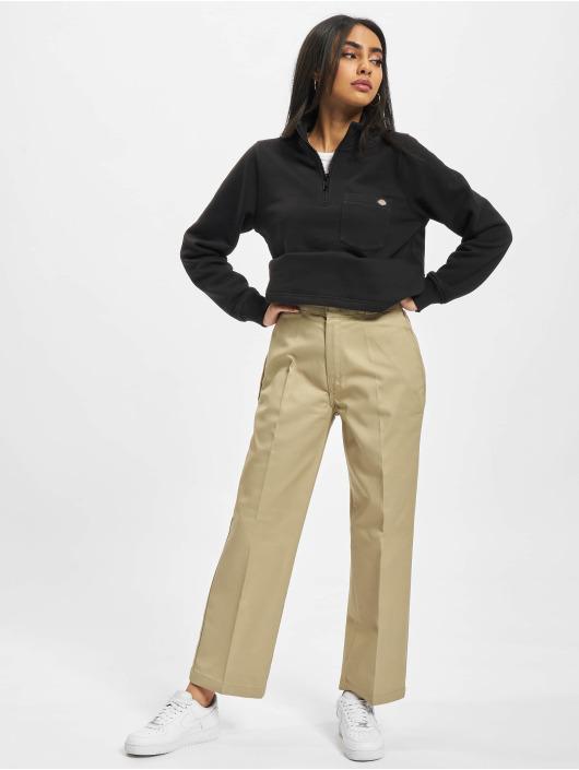 Dickies Pantalon chino 874 Cropped kaki