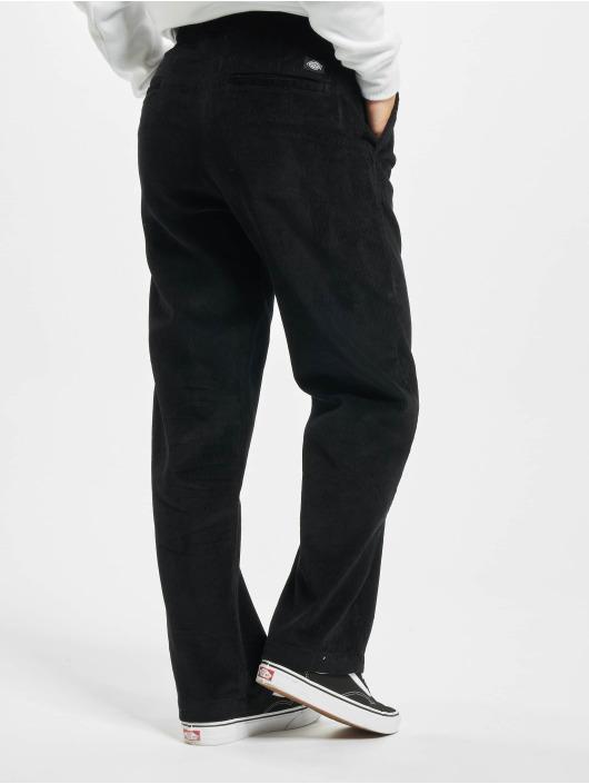 Dickies Pantalon chino Elizaville Cord noir