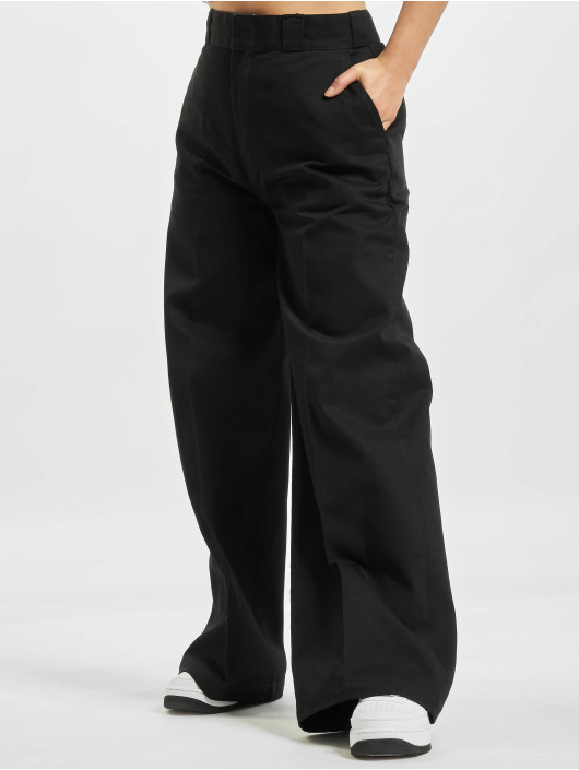 Dickies Pantalon chino Winnsboroide Leg noir