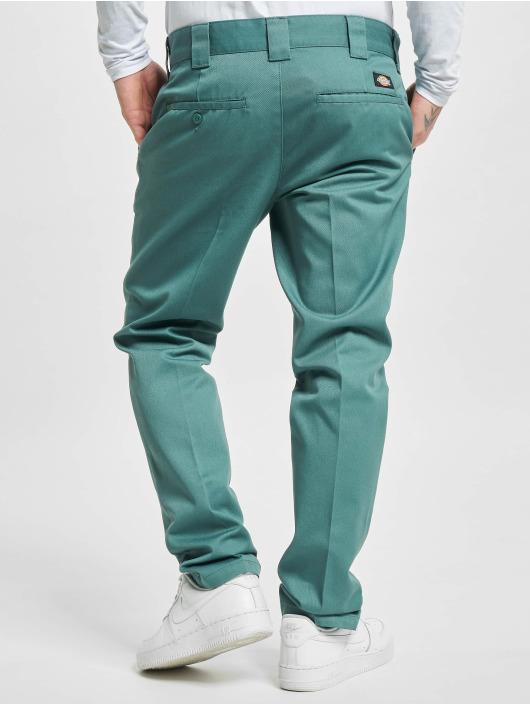 Dickies Pantalon chino Slim Fitork vert