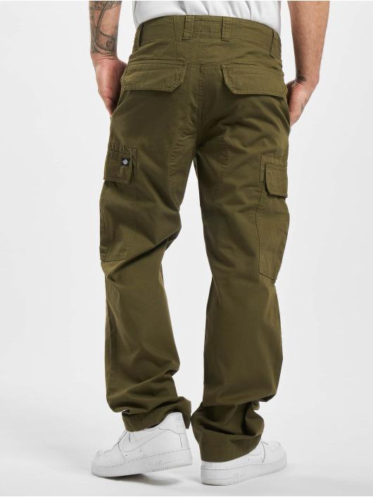 Dickies Pantalone Cargo New York verde