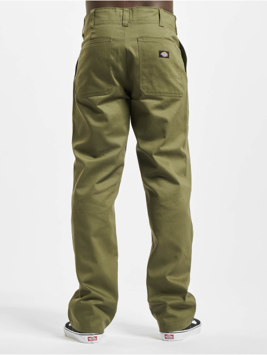 Dickies Pantalone chino Funkley verde