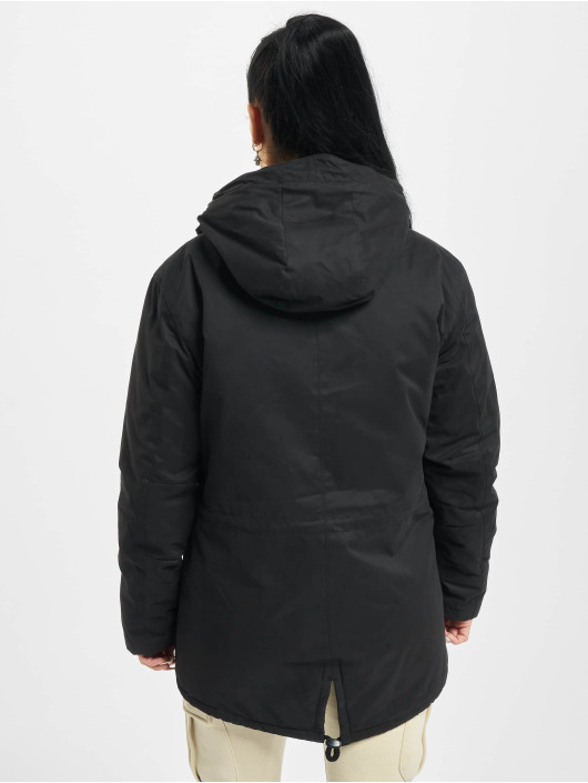 Dickies Parka Olla Fishtail black