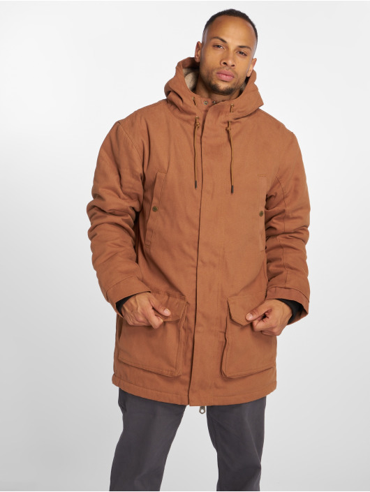 Dickies Parka Kenbridge brun