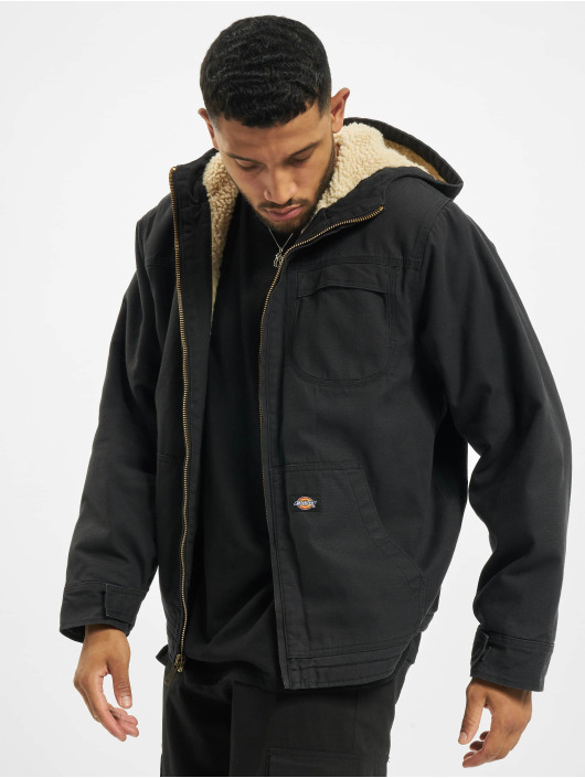 Dickies Parka Duck noir