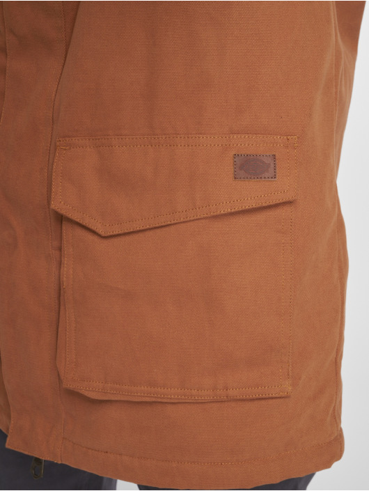 Dickies Parkatakki Kenbridge ruskea