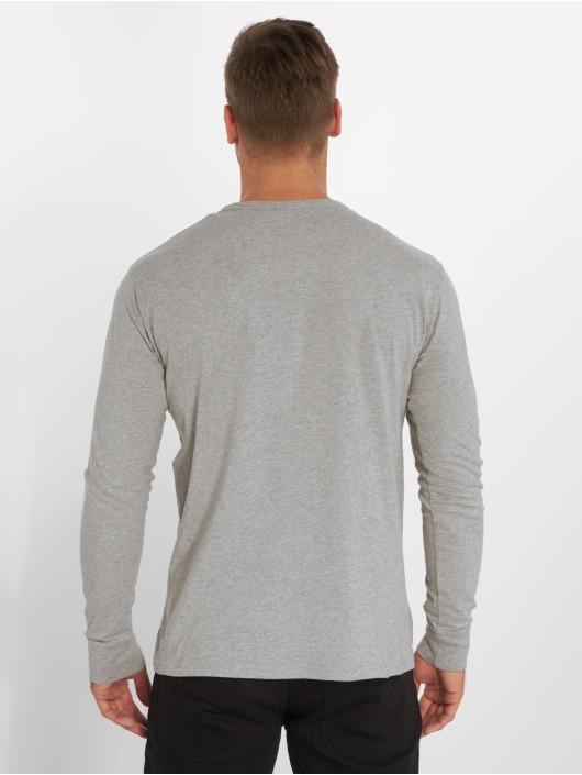 Dickies Pitkähihaiset paidat Round Rock harmaa