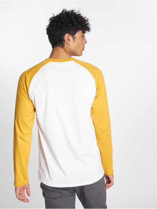 Dickies Pitkähihaiset paidat Baseball keltainen