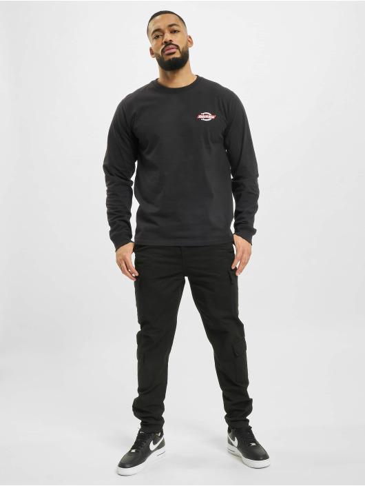 Dickies Pitkähihaiset paidat Ruston musta