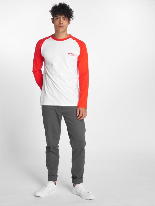 Dickies Pitkähihaiset paidat Baseball oranssi