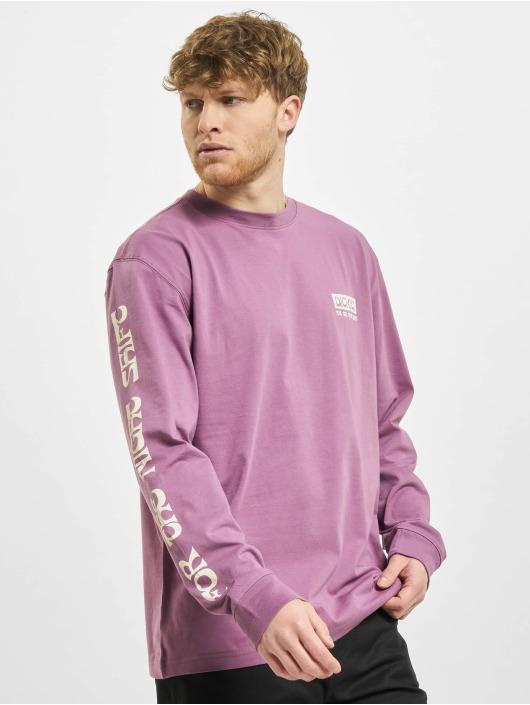 Dickies Pitkähihaiset paidat Willernie purpuranpunainen