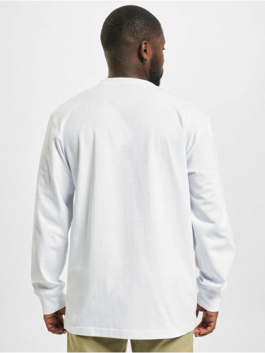 Dickies Pitkähihaiset paidat Loretto valkoinen