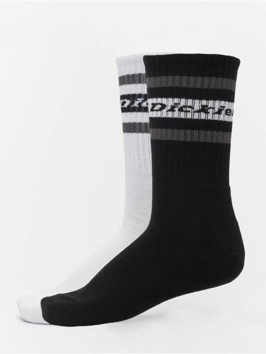 Dickies Ponožky Genola 2-Pack čern