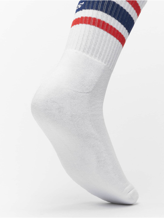 Dickies Ponožky Genola 2-Pack biela