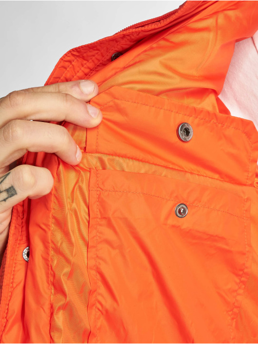 Dickies Puffer Jacket Oakvale orange