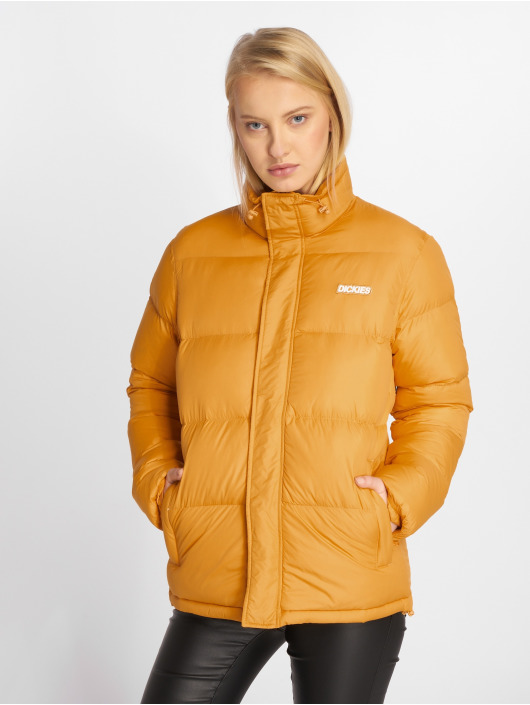 Dickies Puffer Jacket Oakvale yellow