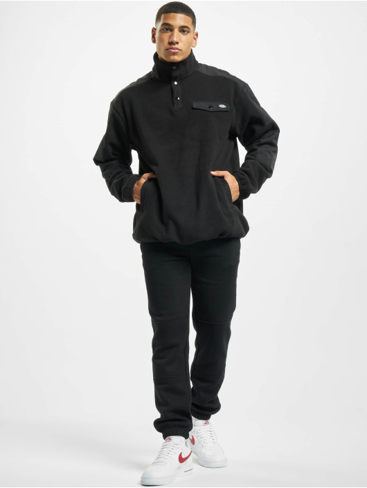Dickies Pullover Port Allen Fleece schwarz