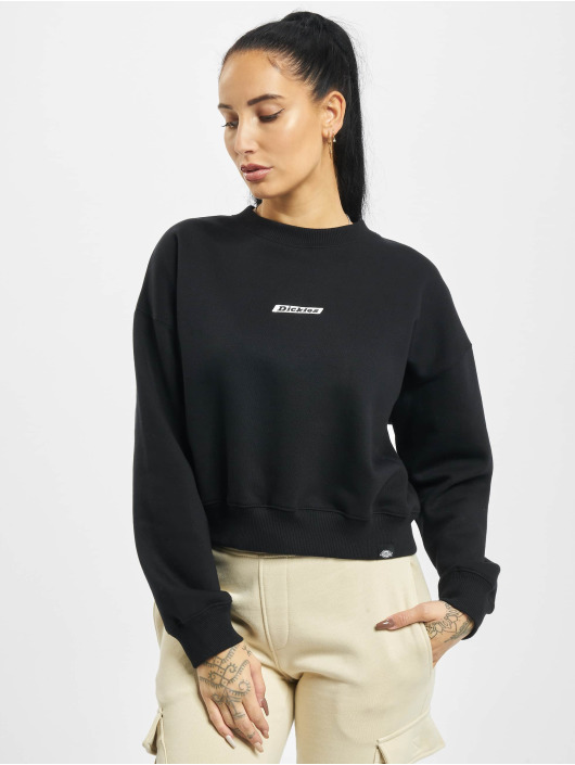 Dickies Pullover Ferriday Cropped schwarz