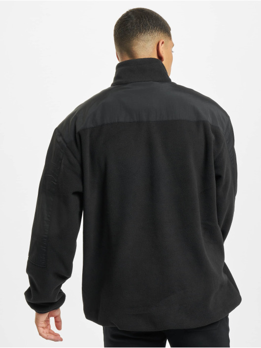 Dickies Puserot Port Allen Fleece musta
