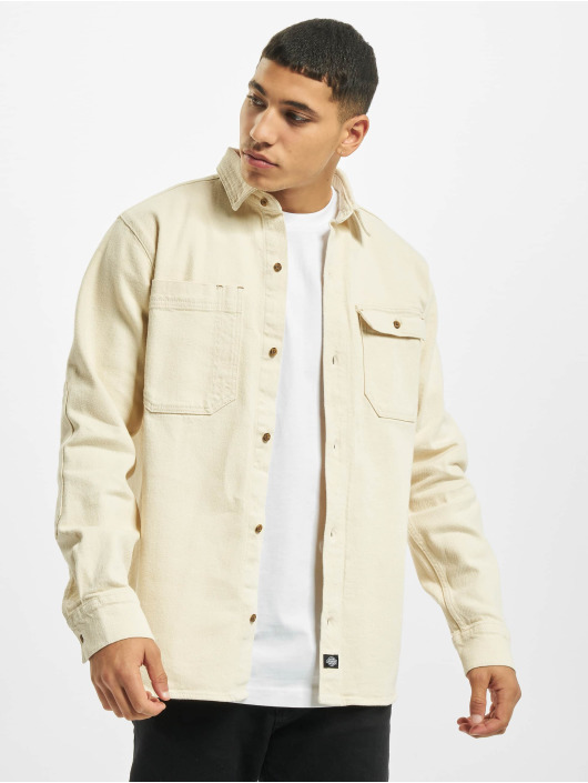 Dickies Shirt Paincourtville beige