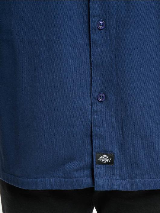 Dickies Shirt Pine Lake blue