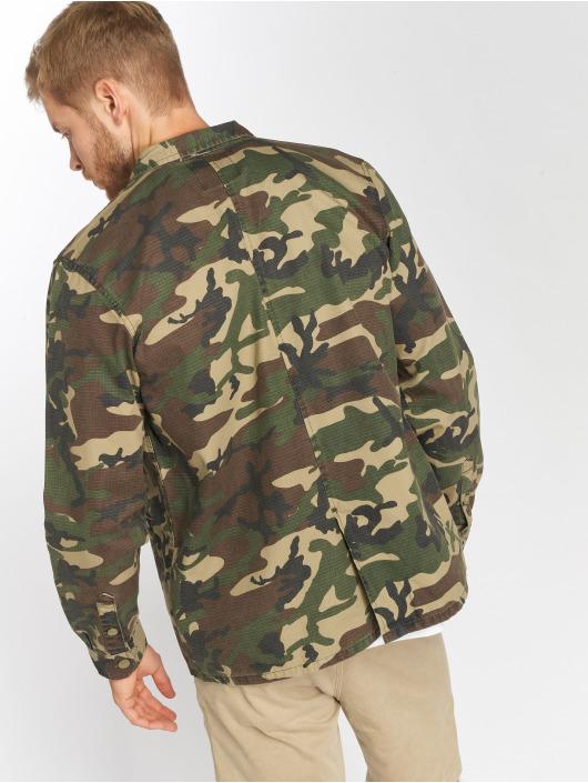 Dickies Shirt Kempton camouflage