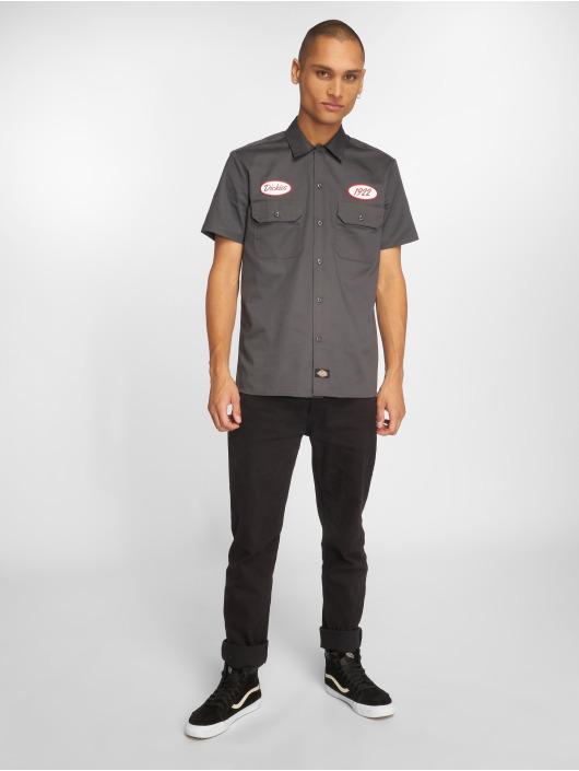 Dickies Shirt Rotonda South gray