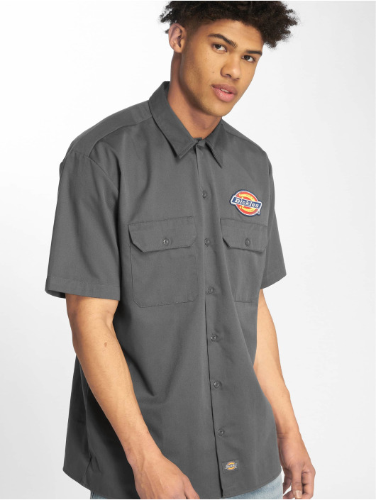 Dickies Shirt Clintondale gray