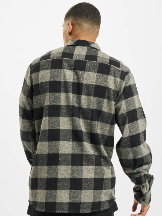 Dickies Shirt Sacramento Relaxed Long Sleeve gray