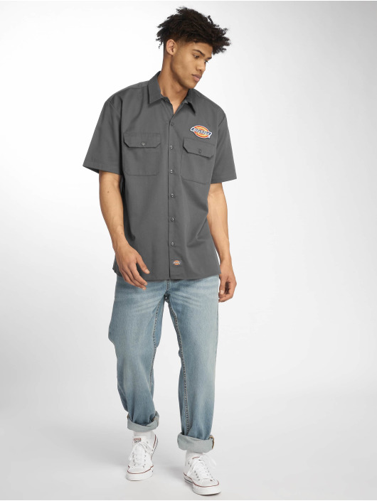 Dickies Shirt Clintondale grey